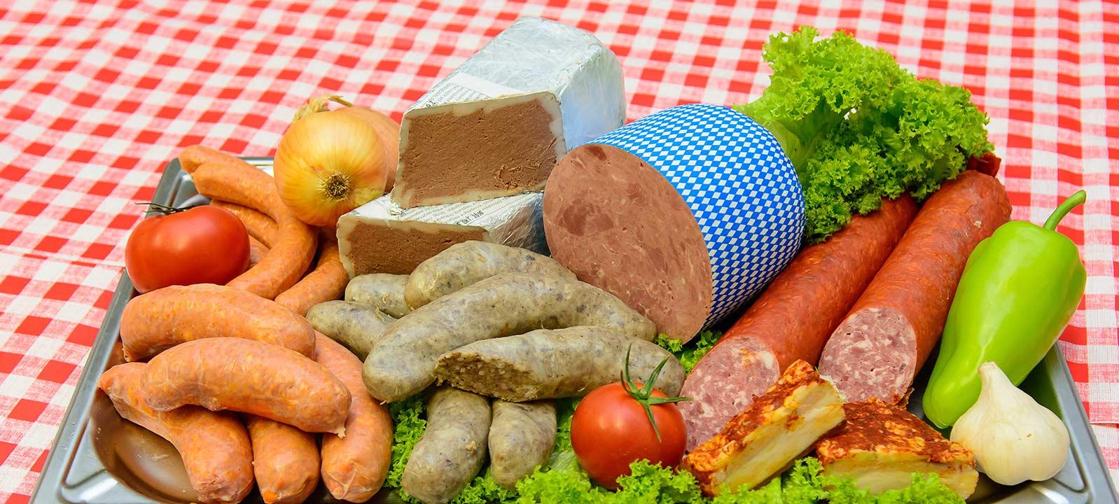Výrobky z bravčového mäsa